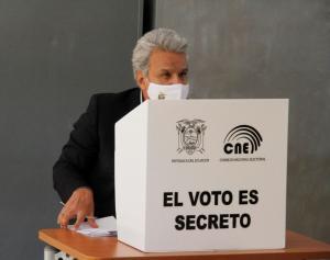 Presidente Lenín Moreno dice que no habrá desvío de la voluntad popular