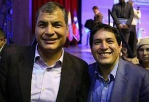 Rafael Correa: ''La Revolución Ciudadana ha ganado en forma abrumadora''