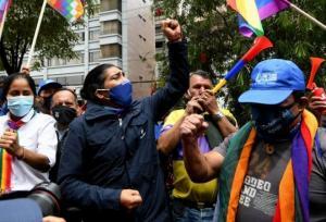 El Cuarteto de Nos reclama al candidato Yaku Pérez por usar una canción sin permiso