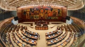 Correístas lideran las votaciones de asambleístas nacionales, seguidos de Pachakutik