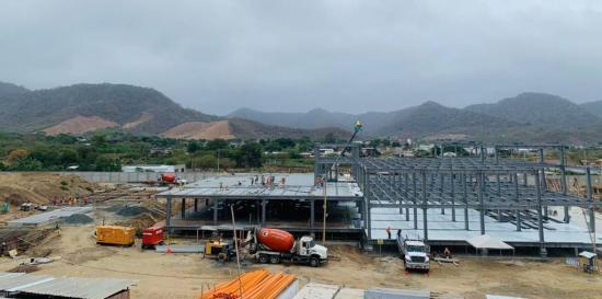 No hay dinero para la construcción de tres áreas del hospital de Sucre