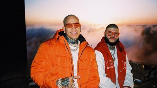 El cubano El Chulo y el puertorriqueño Farruko promocionan el sencillo 'Giro 360'