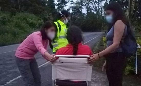 Siete menores de edad que eran víctimas de abusos sexuales fueron rescatadas