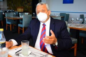 Mañana será posesionado Marcos Zambrano como rector de la Uleam