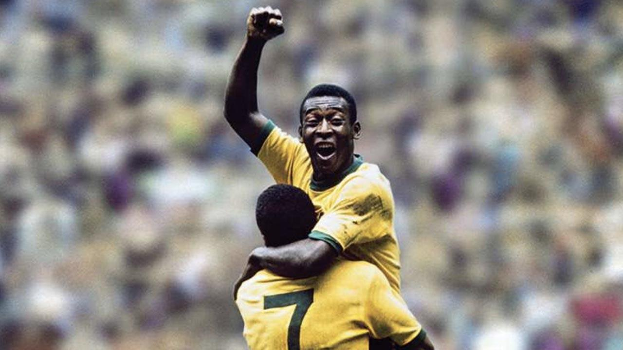 Netflix estrena hoy el documental de Pelé