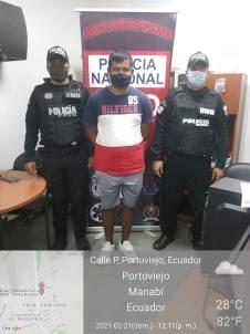 Hombre fue detenido por agredir de manera verbal a agente de la Policía