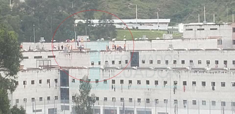Amotinamiento de 'reclusos de alto riesgo' deja al menos dos muertos en la Cárcel de Turi