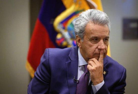 Moreno vincula motines en Ecuador a crimen organizado y narcotráfico