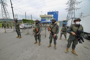 Se registran nuevos desmanes en centro penitenciario de Guayaquil