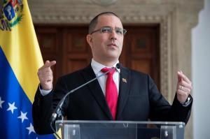 Venezuela declara persona non grata a embajadora de la UE y ordena su salida