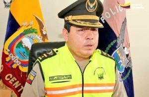 El coronel Orlando Jácome renuncia a su cargo como subdirector del SNAI