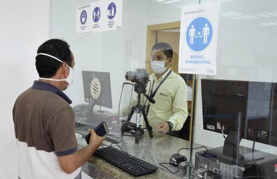 En Portoviejo ya se emite la nueva cédula electrónica