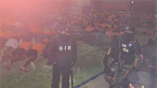 Logran frustrar fuga de 14 reos en medio de crisis carcelaria