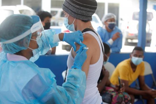 Panamá vacuna contra la covid-19 a personas con discapacidad