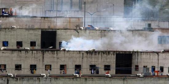 Hechos que llevaron a la masacre en las cárceles de Ecuador
