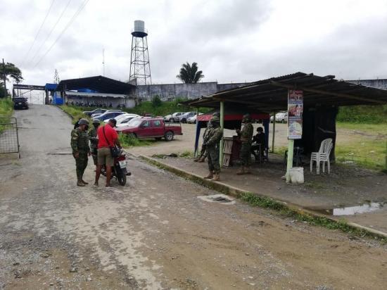 Investiga si entre los muertos en las cárceles hubo reos de Santo Domingo