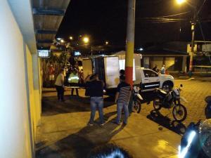 Un guardia fue asesinado de cinco tiros en la cabeza, en El Carmen