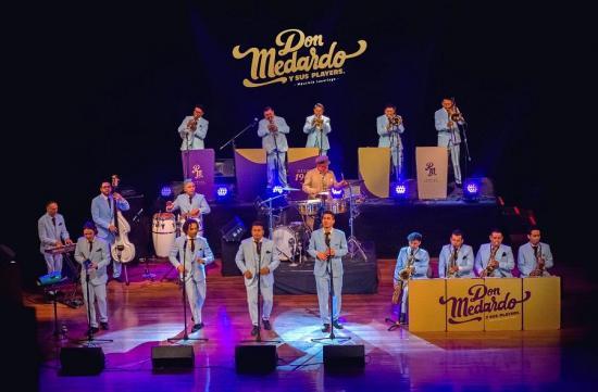 Don Medardo y sus Players dará concierto online este sábado