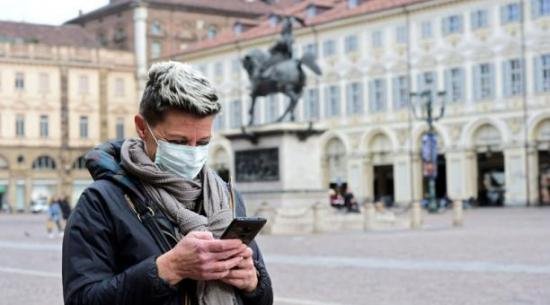 Las contagios y los fallecidos descienden en Italia en las últimas 24 horas