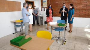 Ecuador reactiva plan piloto vuelta a clases progresivo, seguro y voluntario