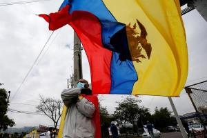 Ecuador cruza su primer año de pandemia
