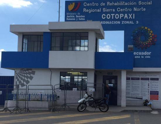 El SNAI dice haber controlado el motín en la cárcel de Cotopaxi