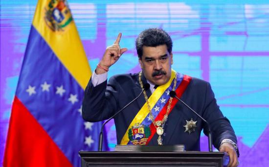 Maduro anuncia el reinicio de las clases presenciales en Venezuela a partir de abril