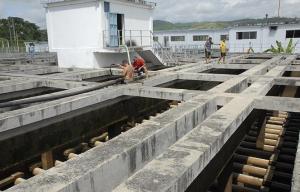 En Portoviejo se suspende la producción de agua por fuertes lluvias