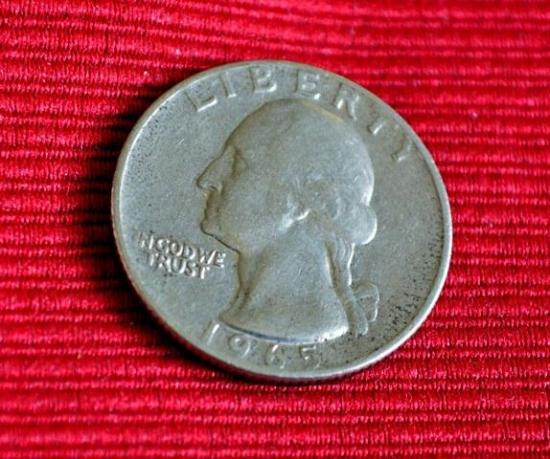 Una joven queda herida tras una disputa por una moneda de 25 centavos