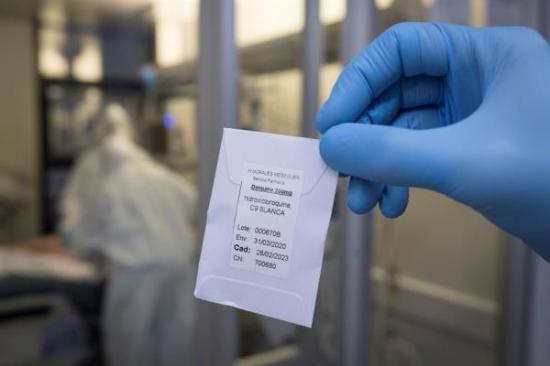La OMS desaconseja usar la hidroxicloroquina para prevenir el Covid-19