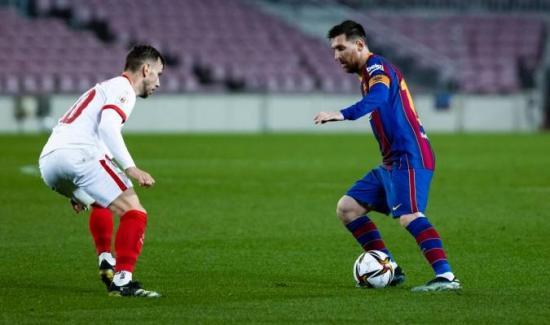 3-0. El Barça se abona a la épica para plantarse en otra final