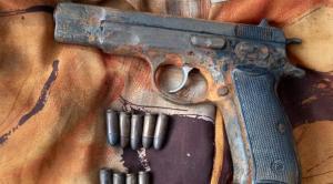 Arma con  la que habrían asesinado a Efraín Ruales está vinculada a otros delitos