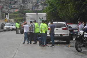 Detienen en Daule a alias Ñorqui, otro involucrado en el asesinato de Efraín Ruales