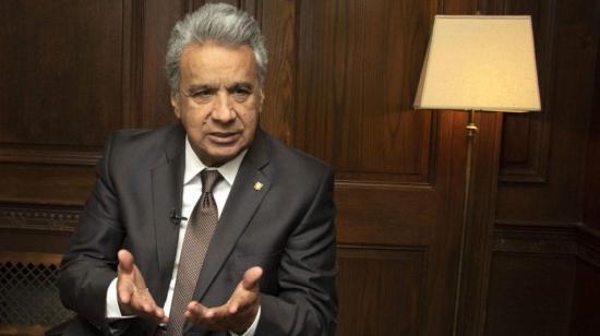 Alianza País expulsa de sus filas al presidente Lenín Moreno