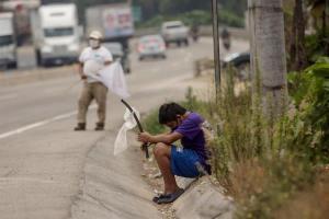El hambre acecha a millones en Centroamérica por el Covid y el cambio climático