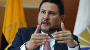 Presidente de Ecuador designa a Gabriel Martínez como ministro de Gobierno