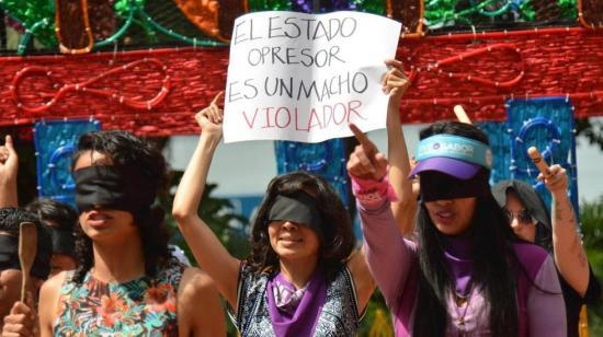 Latinoamérica sufre una 'pandemia en la sombra' por la violencia machista