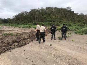 Detienen a seis personas vinculadas en construcción de 'narcopistas'