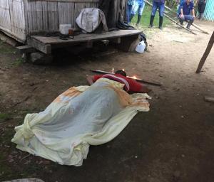 Hombre se suicida tras crimen, en Olmedo