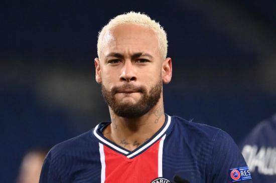 Neymar apunta al Barcelona