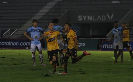 Barcelona gana a 0-3 a Guayaquil City