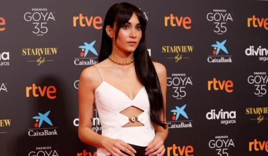 Aitana: 'Es un sueño cumplido' cantar en la gala de los Goya