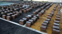 Panamá incauta 1.500 fardos de droga en contendedor que iba a Bélgica e India