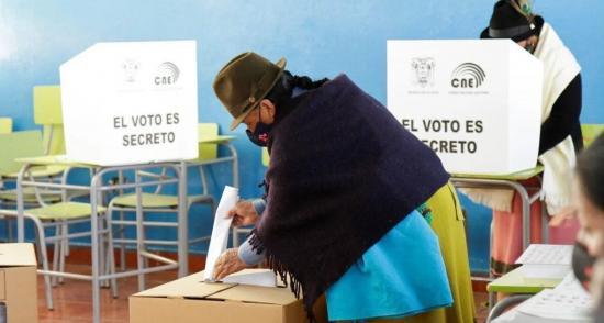 Alistan cambios para la segunda vuelta electoral