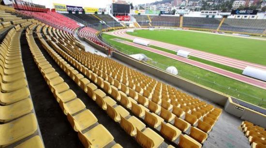 El Ayacucho peruano recibirá al Gremio en el estadio Atahualpa de Quito