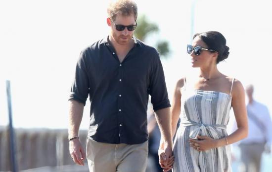 Enrique y Meghan anuncian que esperan una niña