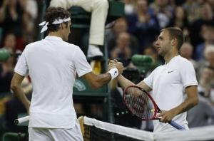 Daniel Evans, será el primer rival de Federer en su regreso