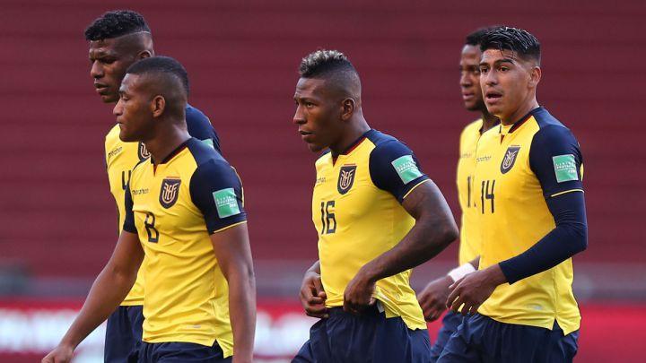 Ecuador prepara dos  duelos amistosos