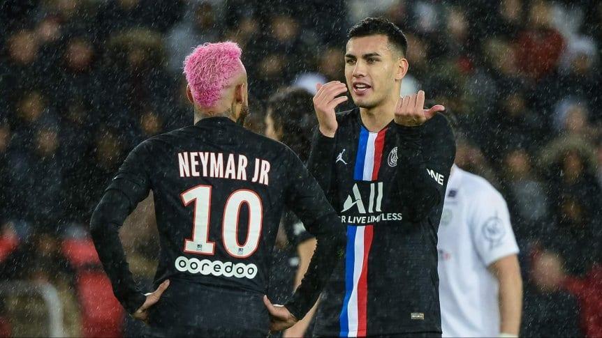 Leandro Paredes, sobre Neymar: 'Tenemos mucha complicidad'