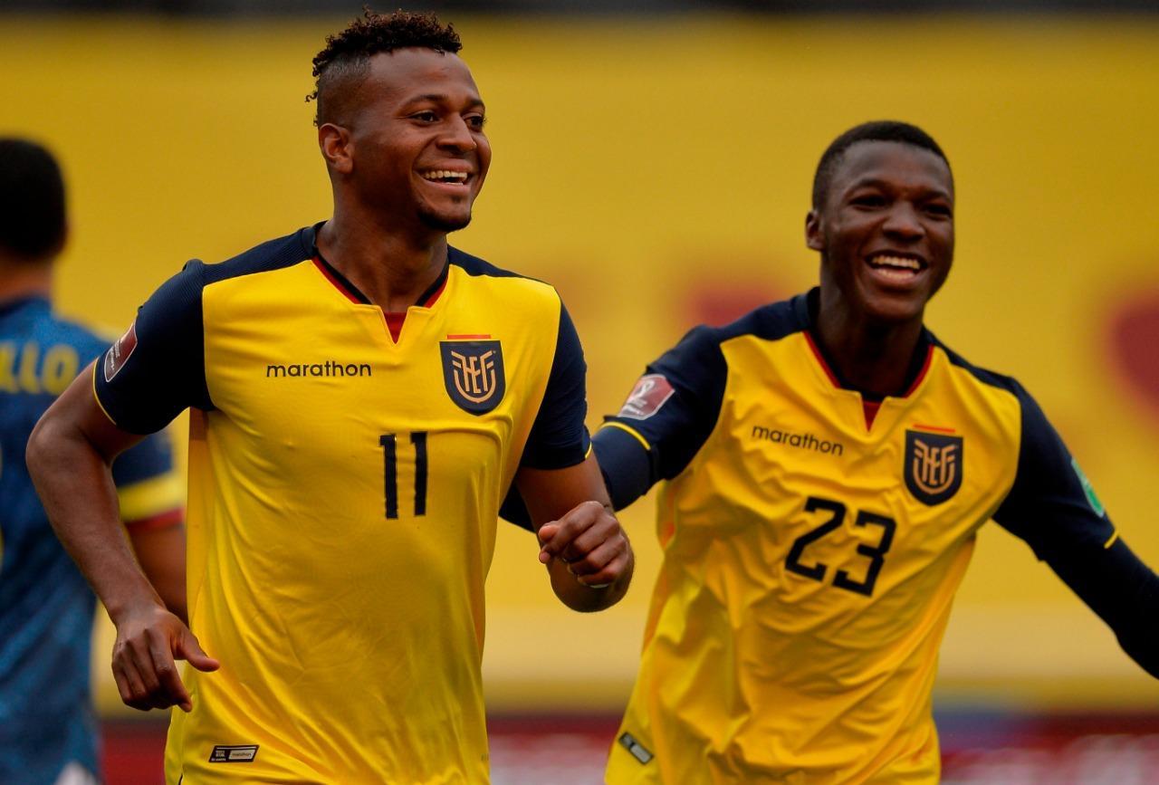 El ecuatoriano Michael Estrada podría ir a Boca Junior de Argentina